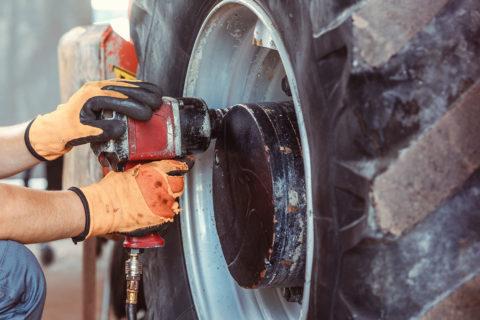 Reparaturen & Service - Landmaschinen
